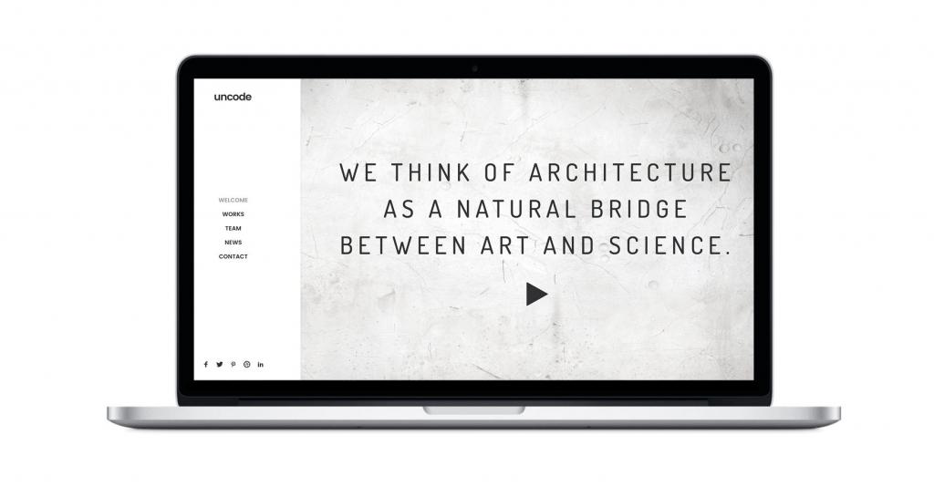 temi wordpress per architetti