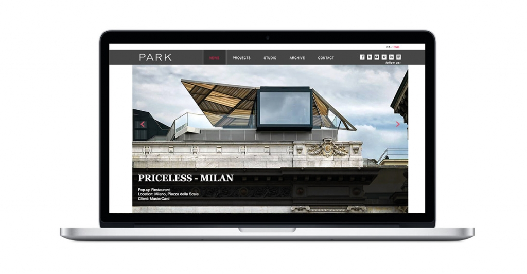 park associati The 25 main architecture firms in Milan - (Contacts and Links)