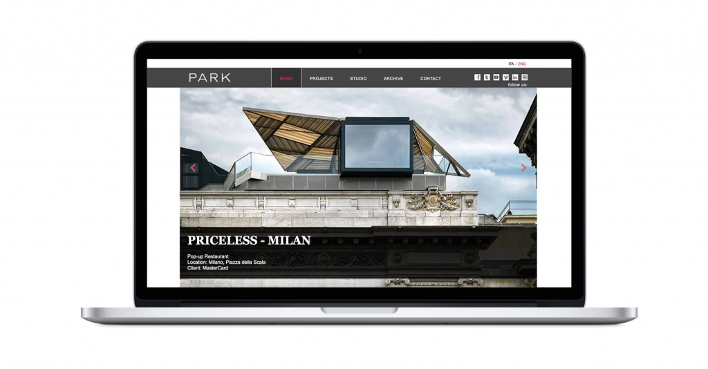 PARK ASSOCIATI How are the architects websites? Here's a complete overview