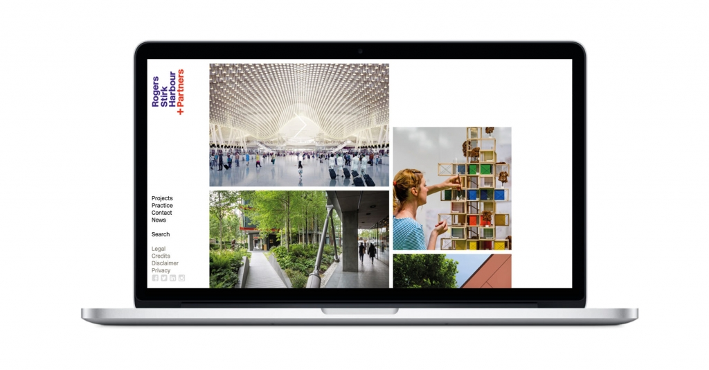 RICHARD ROGERS How are the architects websites? Here's a complete overview